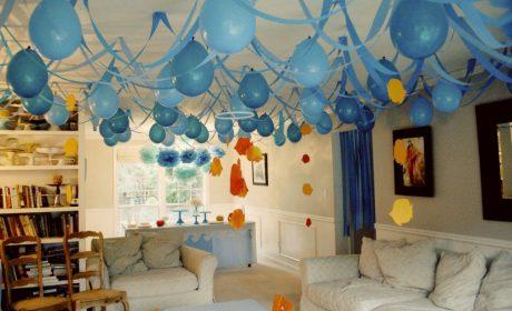 18 ایده خلاقانه دکوراسیون جشن تولد [ تزئین تولد ] مدرن