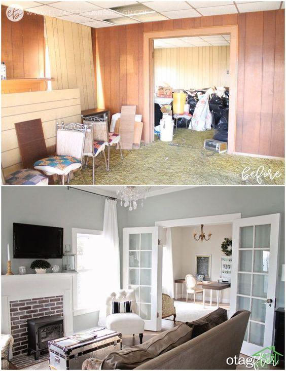 20 ایده هوشمندانه طراحی و بازسازی منزل همراه با تصاویر