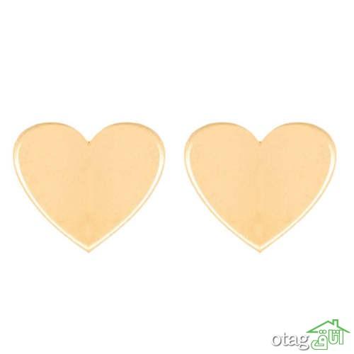 خرید 38 مدل گوشواره طلا فانتزی و شیک [ مدل سال جدید ] با قیمت ارزان