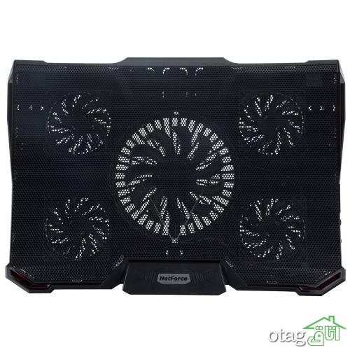 خرید 43 مدل پایه خنک کننده لپ تاپ حرفه ای ( فن لپ تاپ ) با تخفیف