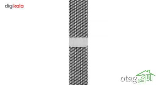 خرید 45 مدل بند اپل واچ شیک و مدرن [ سیلیکونی – فلزی ] با قیمت ارزان
