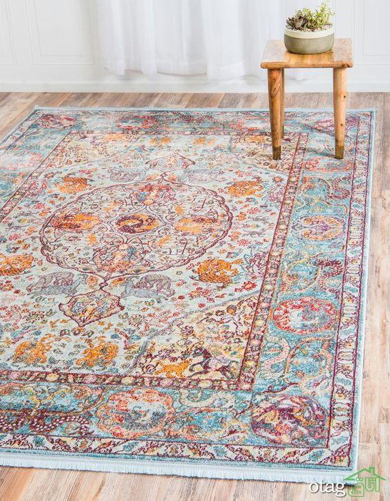 5 المان اساسی که در انتخاب رنگ فرش باید رعایت کنیم؟