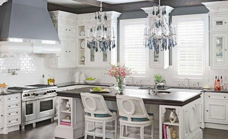 طراحی دکوراسیون منزل، داخلی، آشپزخانه و اتاق خواب + عکس