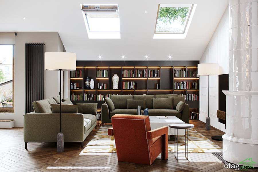 نگاهی به نمونههای طراحی نورگیر ساختمان از قدیم تا به امروز [9 ایده جدید]