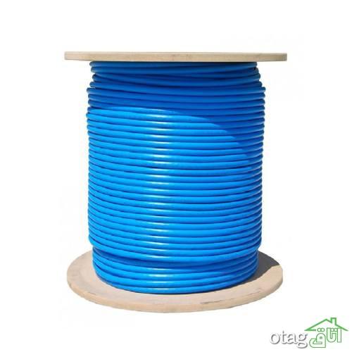 خرید 44 مدل کابل شبکه باکیفیت [ 1 متر تا 50 متر ] با تخفیف