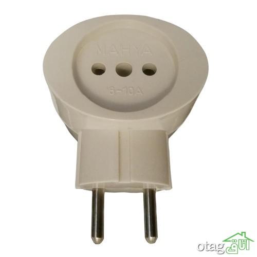 قیمت خرید 42  مدل سه راهی برق باکیفیت [ 1 متر تا 20 متر ] با تخفیف