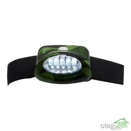 خرید 41 مدل چراغ پیشانی پرقدرت [ حرفه ای ] قیمت ارزان