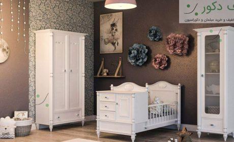 جدید ترین مدل سرویس خواب نوزاد، کودک و نوجوان