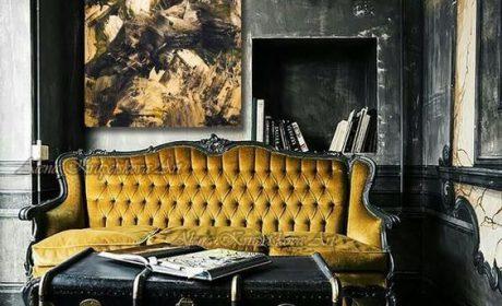 با 7 مکمل رنگ طلایی در دکوراسیون آشنا شوید