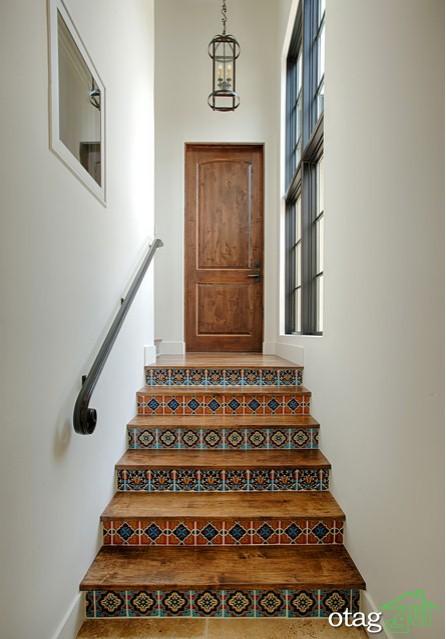 نمونههای متفاوت از طرحهای نرده چوبی [ 12 ایده جدید ]