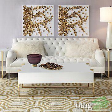 با 4 رنگ مکمل طلایی در دکوراسیون آشنا شوید
