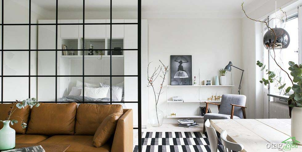 7 [ ایده عالی ] برای طراحی فضاهای کوچک و آپارتمانی