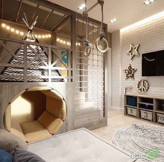[4 ایده جدید] برای تزیینات اتاق کودک