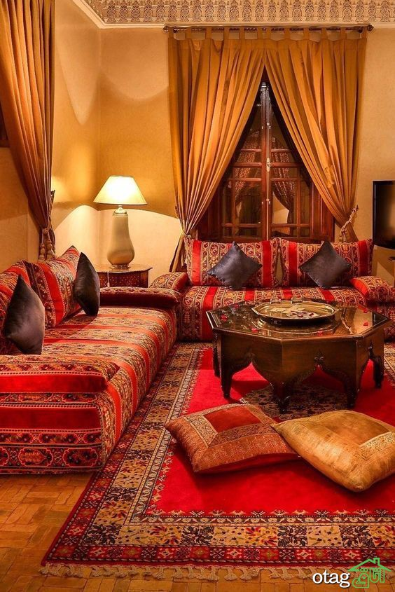 آشنایی با دکوراسیون سبک مراکشی [ 6 مدل جدید ]