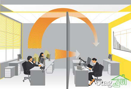 [4 نکته اصلی] در رابطه با استفاده از عایق صدا در ساختمان