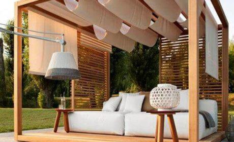 با  ساختار و سبک [6 مدل] آلاچیق چوبی آَشنا شوید