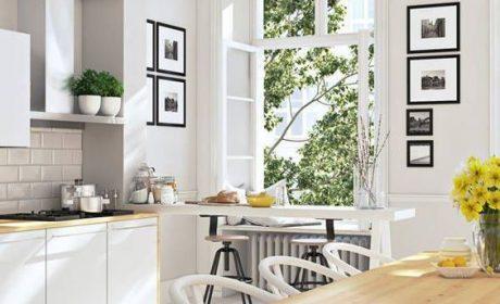فنگ شویی آشپزخانه چیست؟ و چه روش هایی دارد؟ [بررسی 6 آشپزخانه ]