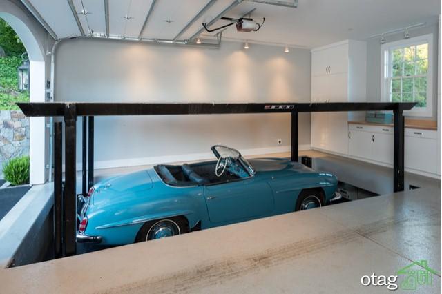 مصالح مورد نیاز برای طراحی سقف پارکینگ [6 متریال کابردی]