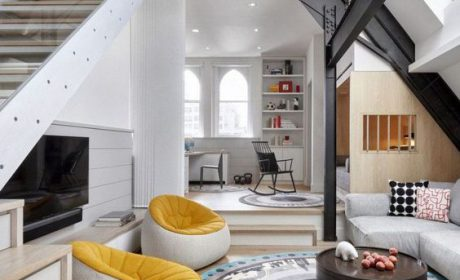 6 ایده کاربردی برای دکوراسیون خانه دوبلکس