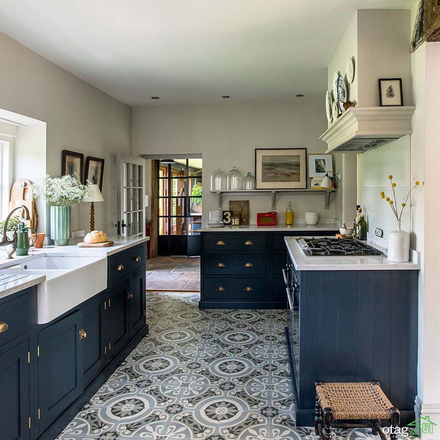 5 پیشنهاد برای انتخاب کفپوش آشپزخانه