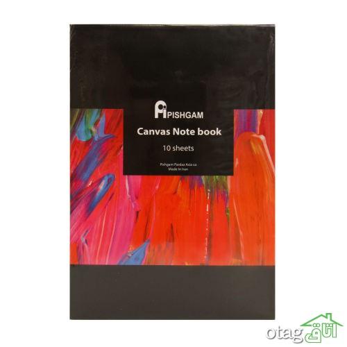 خرید 39 مدل بوم نقاشی باکیفیت [ در سایز های مختلف ] با قیمت ارزان