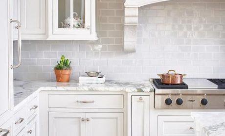 7 مدل کابینت ممبران سفید برای آشپزخانه