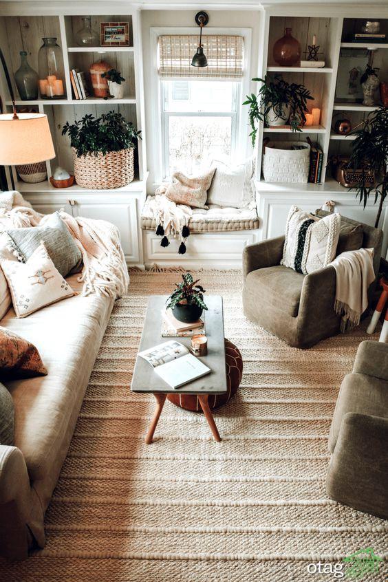 با این 4 ایده  خانه ی خود را بزرگتر نشان دهید