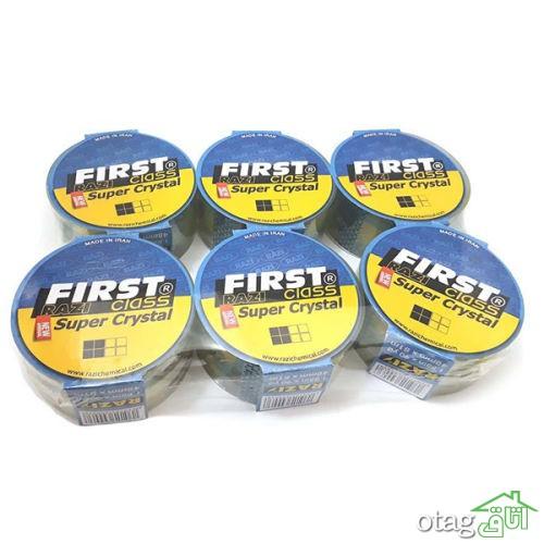 خرید 39 مدل انواع چسب رازی قطره ای و صنعتی با قیمت ارزان