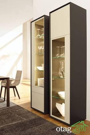 11 مدل بوفه در دکوراسیون خانه، کلاسیک و مدرن