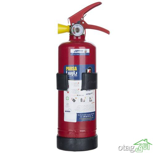 خرید 41 مدل کپسول آتش نشانی [ خانگی و صنعتی ] ارسال رایگان
