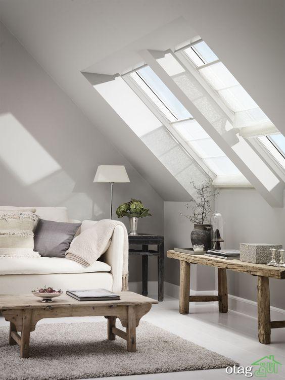 9 مدل از انواع نورپردازی سقف منزل