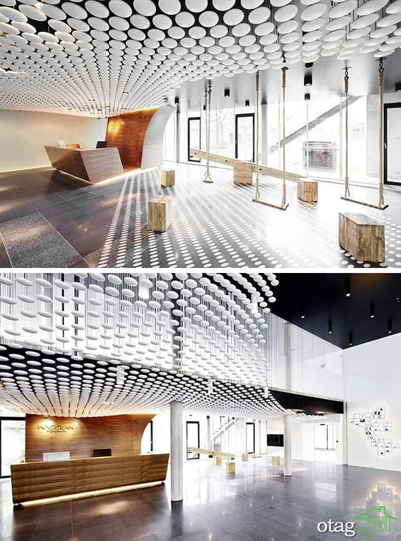 آشنایی با 6 مدل سقف کاذب مغازه
