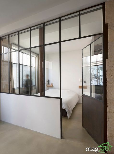 دیوار شیشهای ساختمان؛ 4 طرح کاربردی