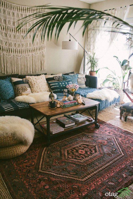 جزئیات چیدمان منزل ایرانی