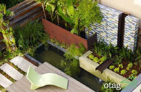 4 ایده اصلی طراحی باغچه در حیاط منزل کدامند؟