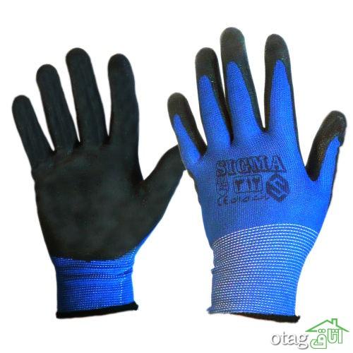 39   مدل بهترین دستکش ایمنی و دستکش کار باکیفیت + لینک خرید