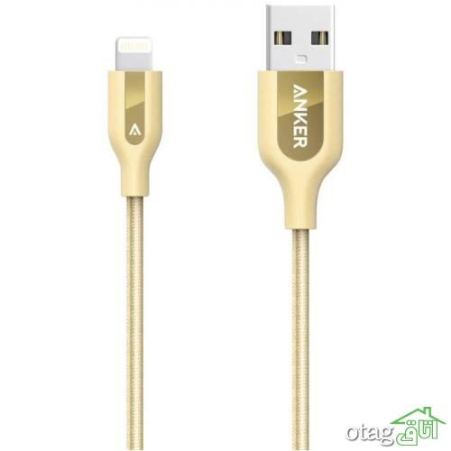 41 مدل بهترین کابل شارژر لایتنینگ آیفون برای شارژ سریع گوشی + خرید