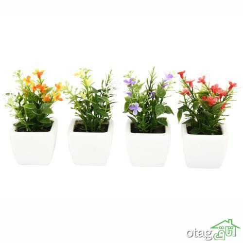 39 مدل گلدان بتنی فانتزی برای خانه های مدرن + قیمت خرید