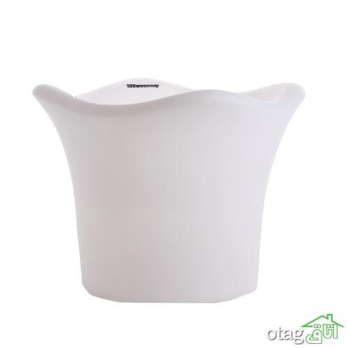 39  مدل ظروف دکوری شیک با قیمت برای خانه های مدرن + خرید