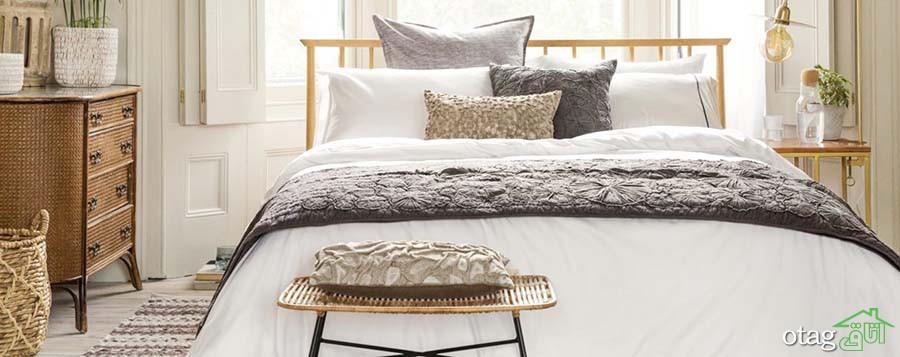 آشنایی با  6 سبک اتاق خواب مدرن و کلاسیک