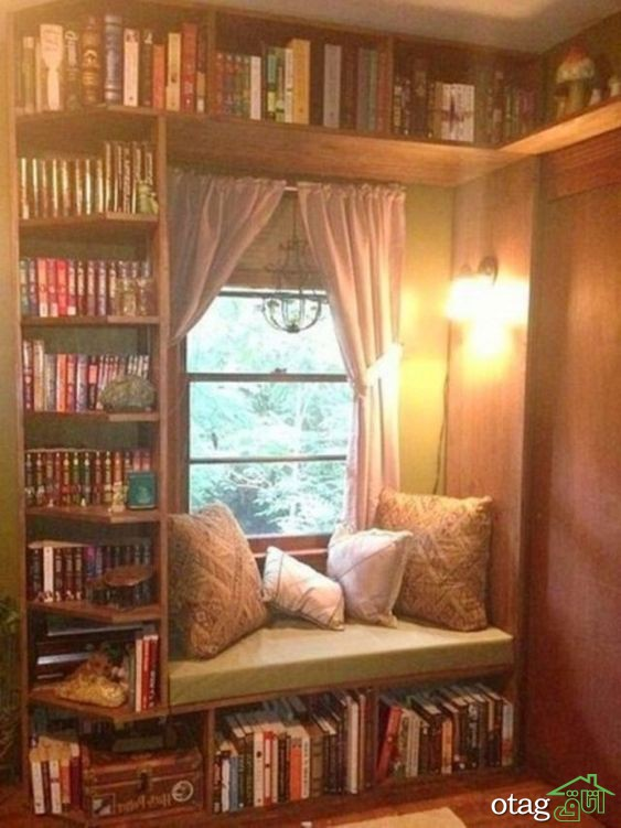 11 نکته در نحوه تزیین کتابخانه کودک و نوجوان