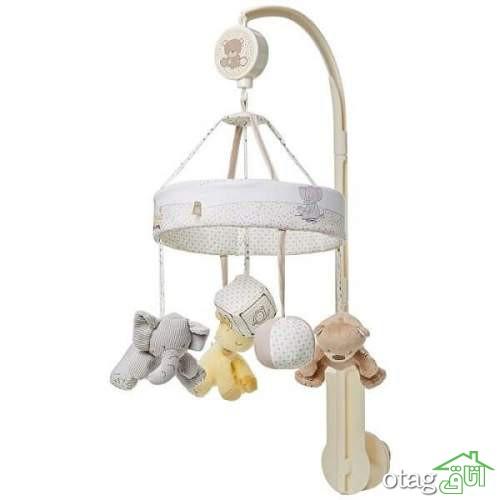 41  مدل آویز تخت کودک، با قیمت مناسب، دخترانه و پسرانه + خرید