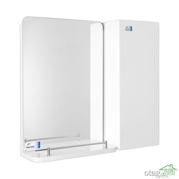 41 مدل آینه سرویس بهداشتی ، شیک و مدرن + خرید
