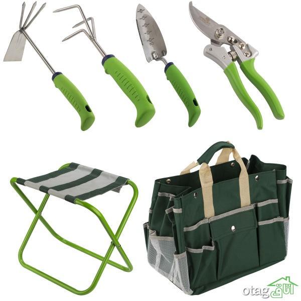 41 مدل بهترین ابزار باغبانی، بیلچه و قیچی [در سال 2020] + خرید