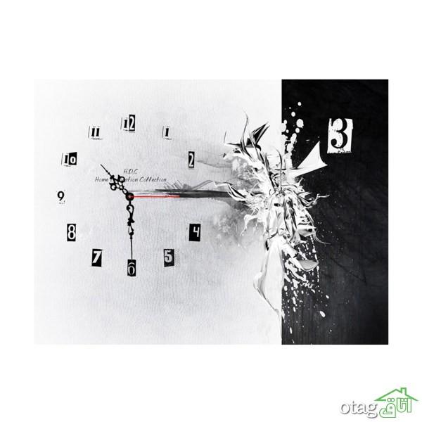 خرید اینترنتی 41  مدل ساعت دیواری فانتزی و شیک [ با قیمت ارزان ]