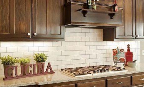 جلوه ی زیبای دکوراسیون آشپزخانه چوبی، آشپزخانه های چوبی جدید و قدیمی