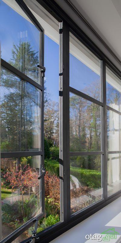 معرفی 8 مدل پنجره دوجداره UPVC، بررسی مزایا و معایب