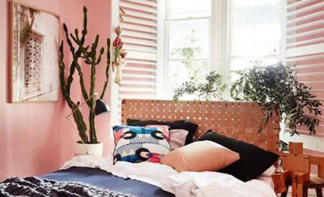 با مزیت های  طراحی دکوراسیون اتاق خواب صورتی آشنا شوید