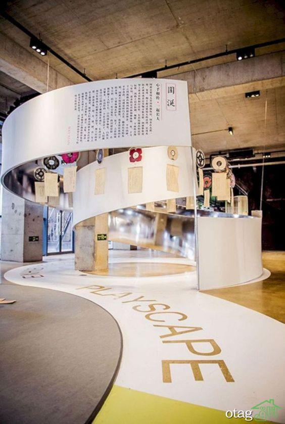 14 مدل غرفه نمایشگاهی دیدنی و بررسی اثرات آن در تجارت