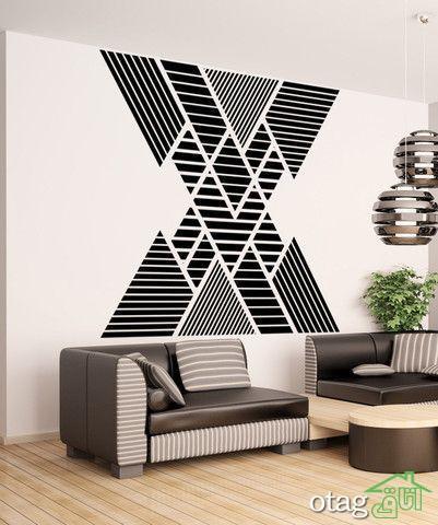 آشنایی با انواع مدل دیوارپوش، نصبی و چاپی